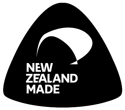 Buy NZ Made Logo black